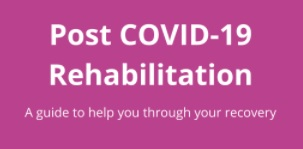 Link to post covid rehab page
